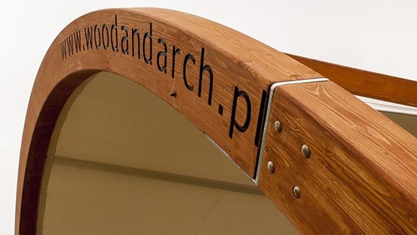 drewno gięto-klejone
